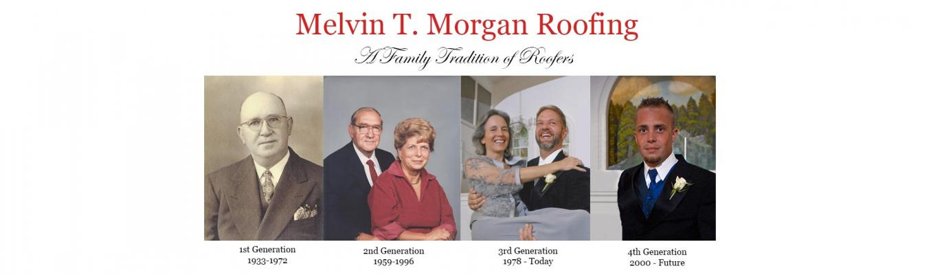 Melvin T Morgan Roofing in Virginia
